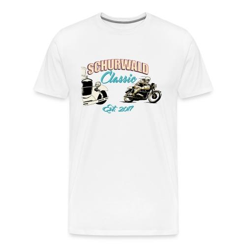 Schurwald Classic 2017 - Männer Premium T-Shirt