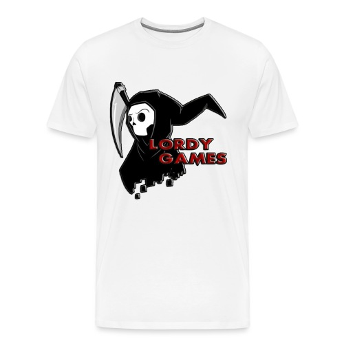 LordyGames Logo - Men's Premium T-Shirt