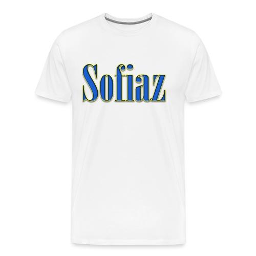 Sofiaz - Premium-T-shirt herr