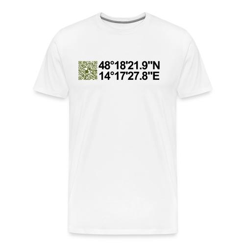 Theater- Codeshirt - Männer Premium T-Shirt