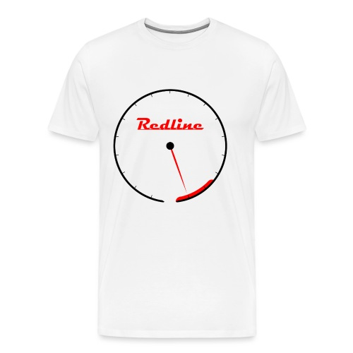 Redline - Men's Premium T-Shirt