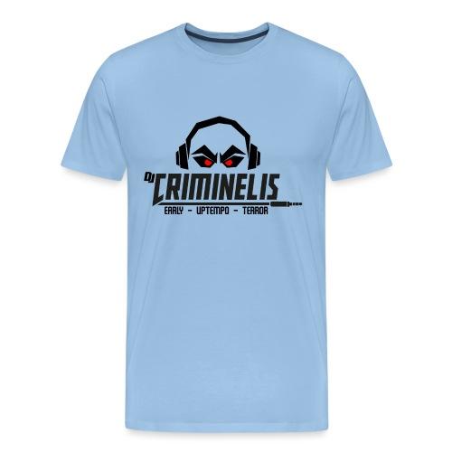 criminelis - Mannen Premium T-shirt