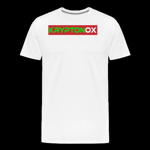 Kryptonox Logo - Men's Premium T-Shirt