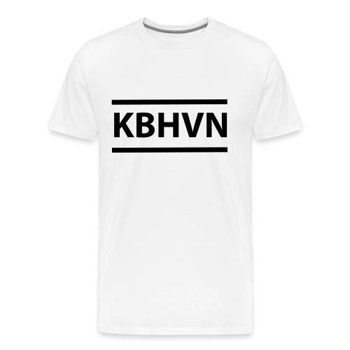 KBHVN 06 01 - Herre premium T-shirt