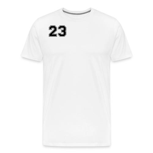 23 jordan - Camiseta premium hombre