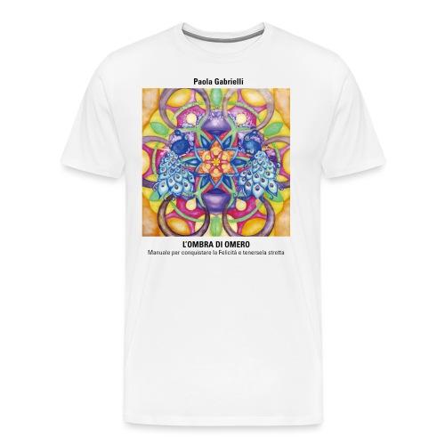 L'Ombra di Omero - Maglietta Premium da uomo