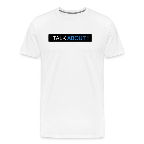 logT png - Maglietta Premium da uomo