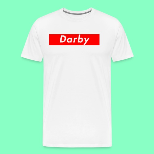 supreme darby - Men's Premium T-Shirt
