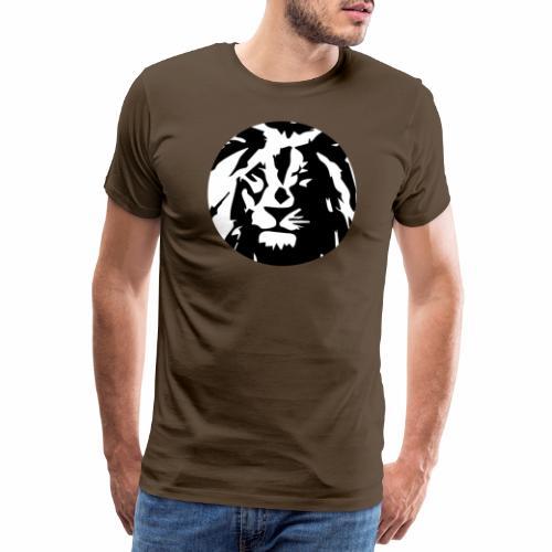Lion Strength - Men's Premium T-Shirt