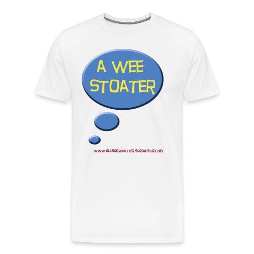 aweestoater - Men's Premium T-Shirt