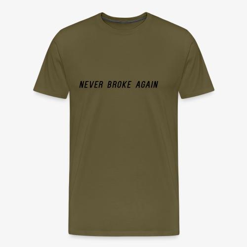 Black logo - T-shirt Premium Homme