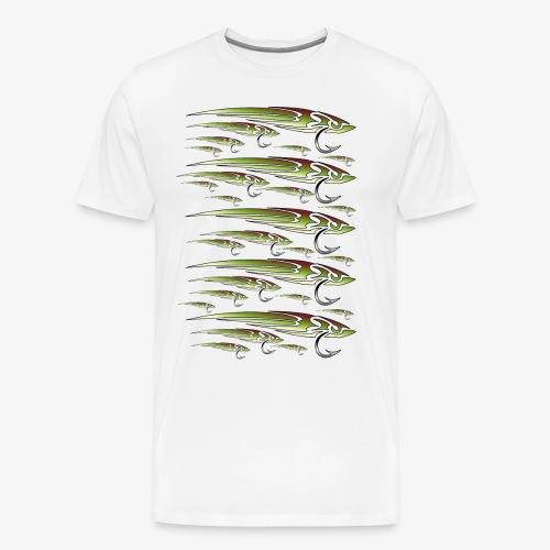 Tobis Schwarm - Männer Premium T-Shirt