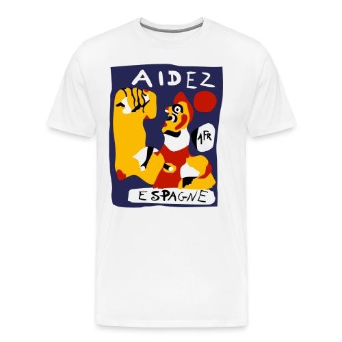miroaidez - Camiseta premium hombre