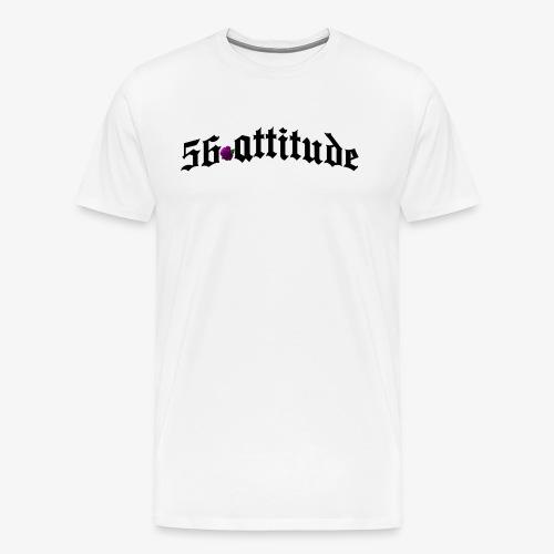 56 SEASON 23 png - Männer Premium T-Shirt