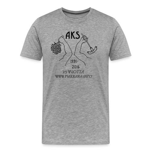 aks3_25v2 - Miesten premium t-paita