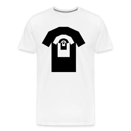 T-Shirt-Ception - Men's Premium T-Shirt