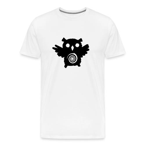 Night Owl - Men's Premium T-Shirt