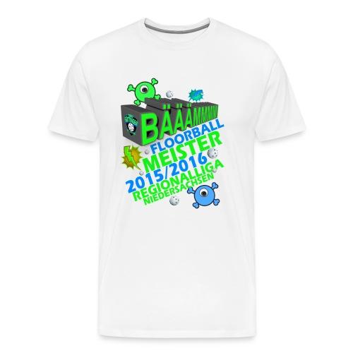 Regionalliga Sieger SCW - Männer Premium T-Shirt