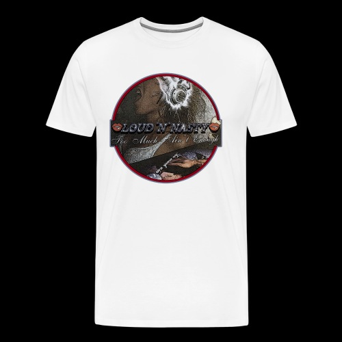 Too Much - Premium-T-shirt herr