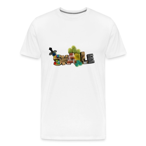 SKALLE - Aufschrift - Männer Premium T-Shirt