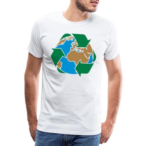 Planet Earth - Maglietta Premium da uomo