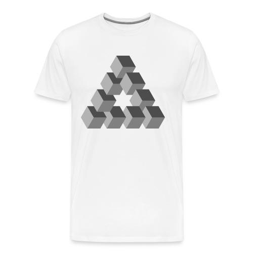 Illusions - T-shirt Premium Homme
