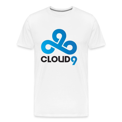 cloud9 png - Men's Premium T-Shirt