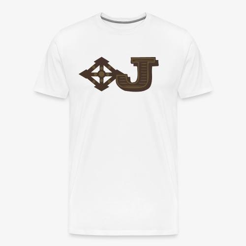 Jambo Airways Logo - Men's Premium T-Shirt