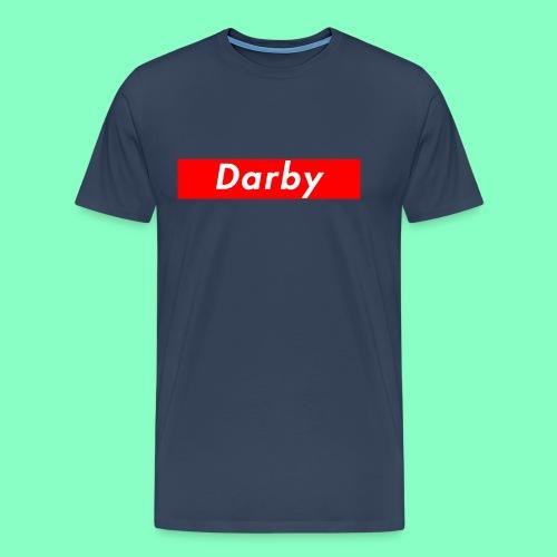 supreme darby - Men's Premium T-Shirt