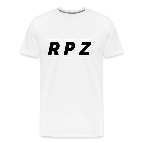 RPZ T-Shirt Weiß - Männer Premium T-Shirt