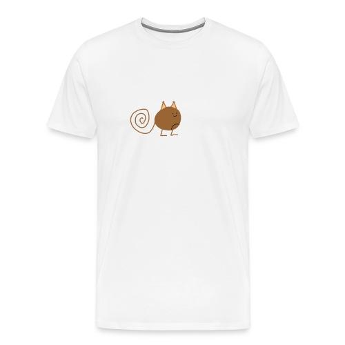 Fred - Männer Premium T-Shirt