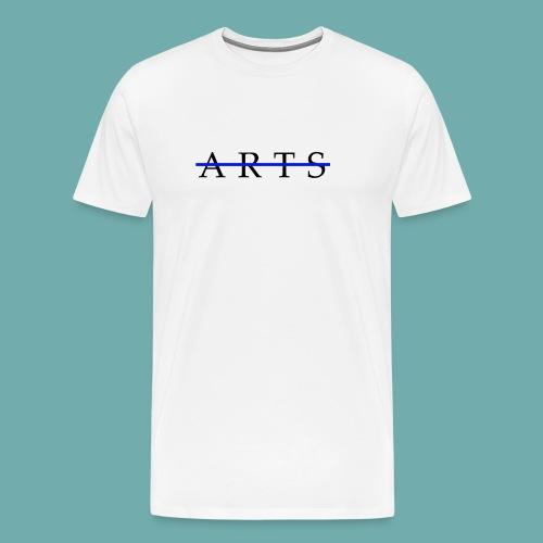 Arts Pulli - Männer Premium T-Shirt