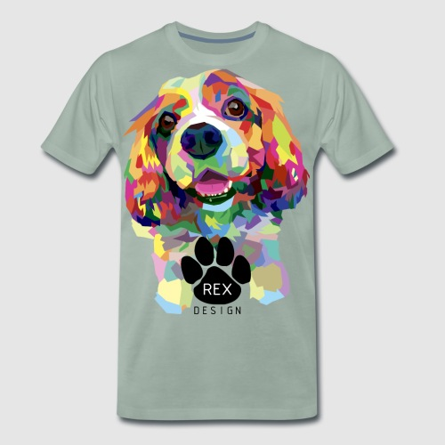 Begging You To Play - Men's Premium T-Shirt
