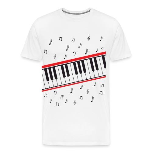 A BEAT IT TRIBUTE! - Männer Premium T-Shirt