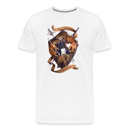 In Gladio Veritas - Men's Premium T-Shirt