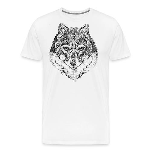 Wolf WF - T-shirt Premium Homme