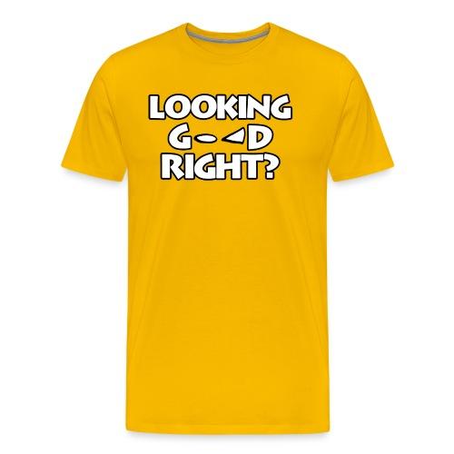 LOOKING GOOD - Men's Premium T-Shirt
