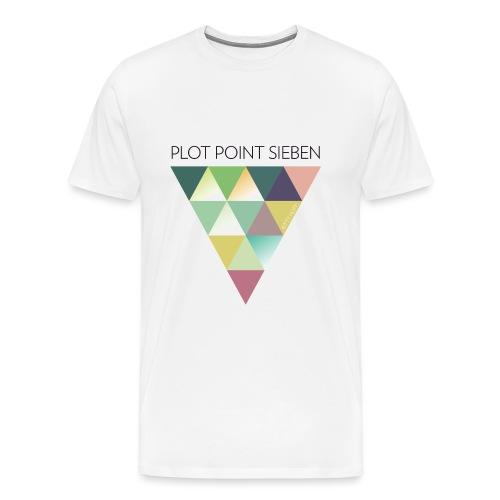 khpp7_Sieben-Bottom - Männer Premium T-Shirt