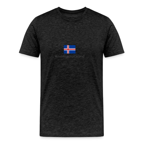 Iceland - Men's Premium T-Shirt
