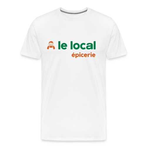Teeshirt 2 - Le Local - T-shirt Premium Homme