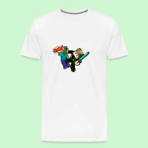 Tan Triss LP Zombie - Männer Premium T-Shirt