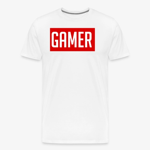 Gamer - Männer Premium T-Shirt