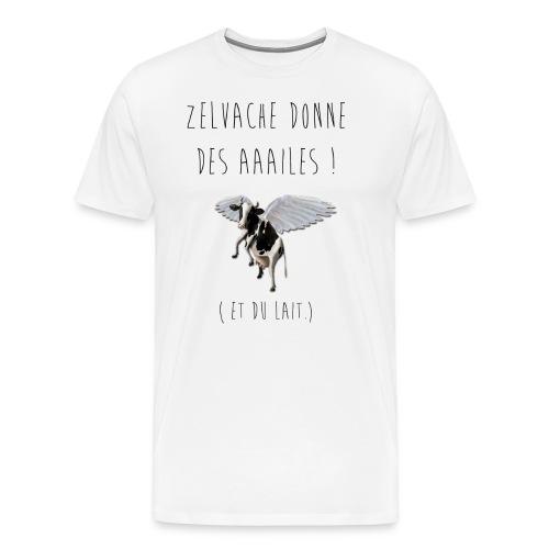 Zelvache - T-shirt Premium Homme