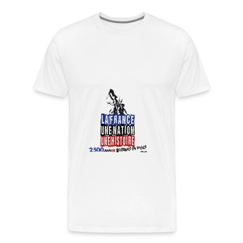 1789 NOIR - T-shirt Premium Homme