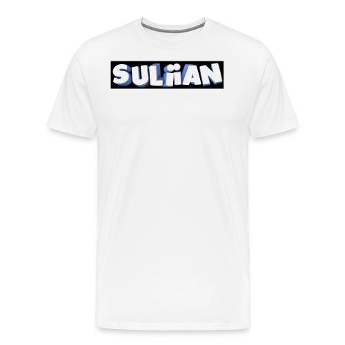 Suliian -Schrift 1 - Männer Premium T-Shirt