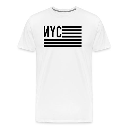 NYC - T-shirt Premium Homme