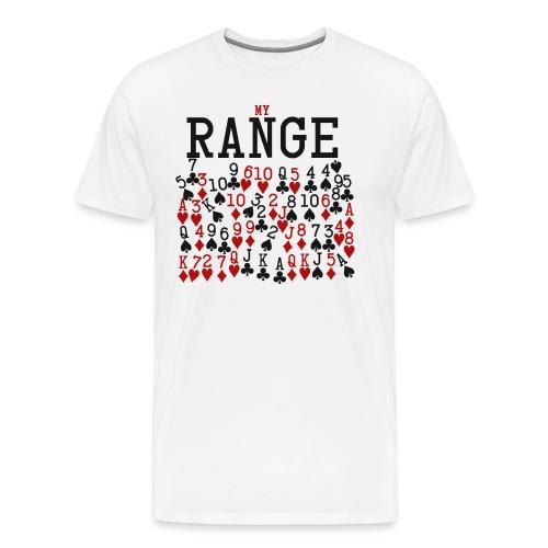 My Range - Men's Premium T-Shirt