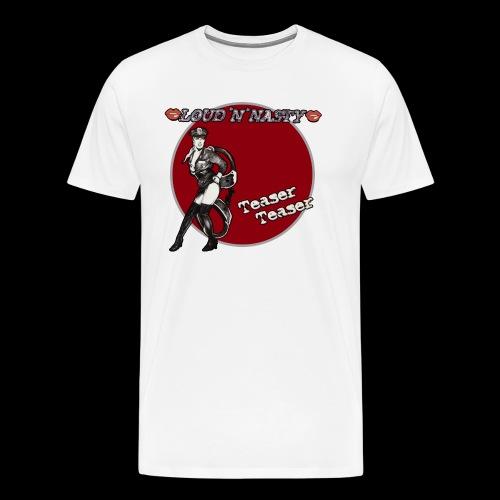 Teaser 80s - Premium-T-shirt herr