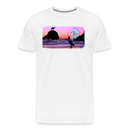 fbreissukansispray - Miesten premium t-paita