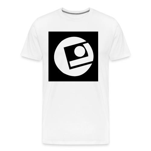 T shirt Clay Lomax - Premium T-skjorte for menn